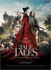 Tale of tales afiche