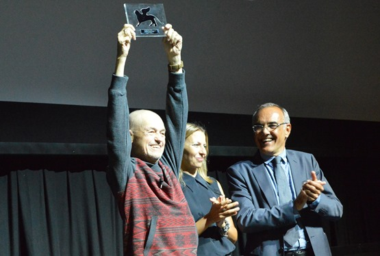 Jonathan Demme Venise 2015