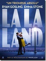 La La Land affiche fr