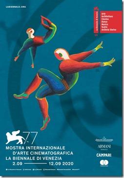 Affiche Venise 2020