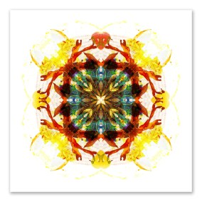 Earth Healing mandala
