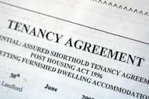 lakás bérleti szerződés anglia