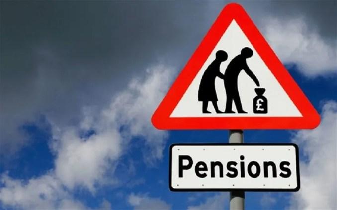 Nyugdíj Angliában