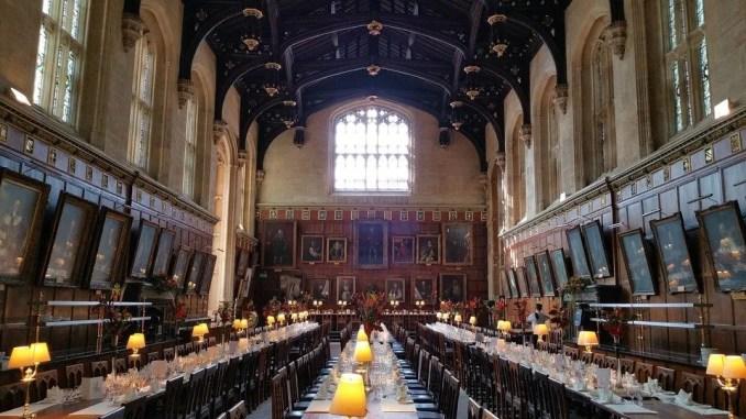 Oxford Harry Potter túra