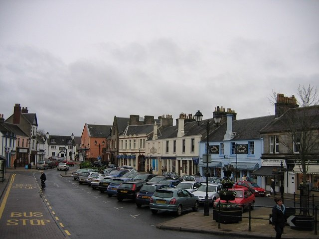 Strathaven, South Lanarkshire