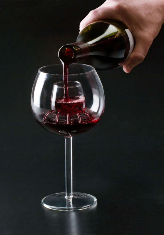 Glass Inspiration 12 Of The Most Unusual Wine Glasses You Can Buy