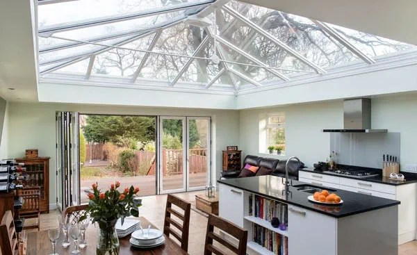 Converting Your Conservatory Into An Orangery Anglian Home