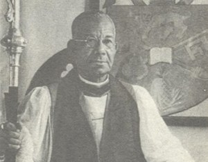 Rt. Rev. Percival Gibson, Bishop of Jamaica 1956-1967
