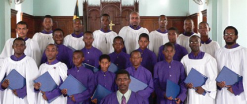 Kingston College Chapel Choir