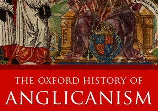 Launch of the new Oxford History of Anglicanism
