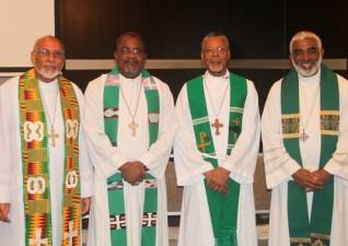 Anglican Church Builds Regional Partnerships