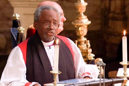 World's media applauds Presiding Bishop Michael Curry's Royal Wedding sermon