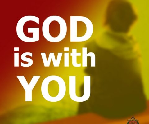 "Bible Moment: ""God is with You"""