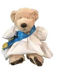 Deacon Stole Bear