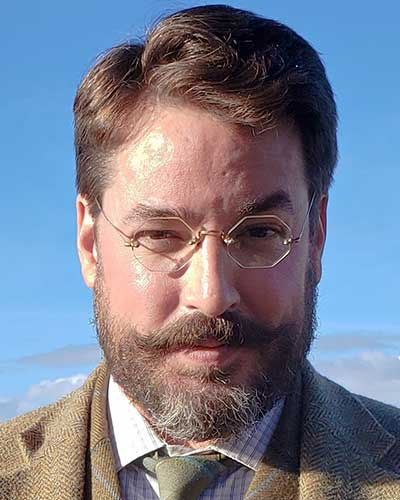 The Ven. Dr. Edward Simonton OGS