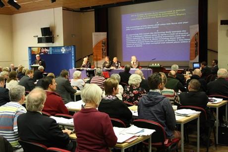 Governing Body Debate