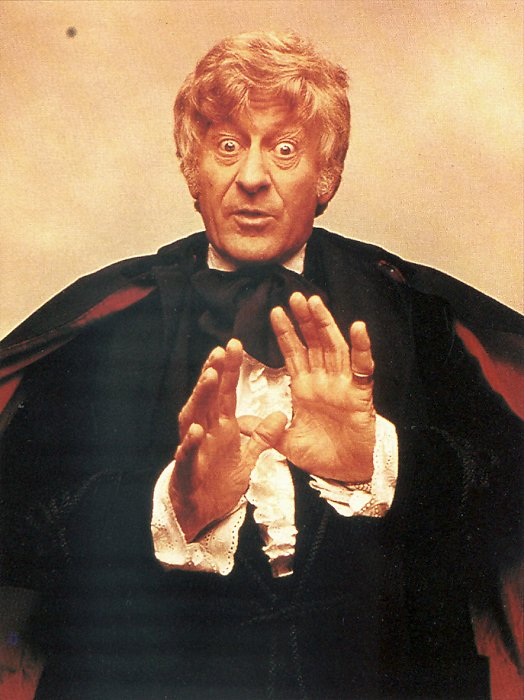 Doctor Whooligan: Pertwee At 92, Torchwood Miracle Day Is