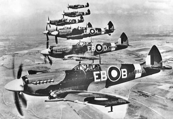 Spitfire: 14 Facts and Figures You Probably Didn't Know About the