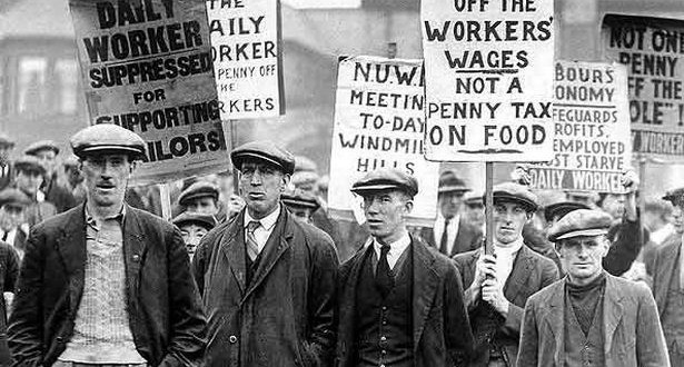 Image result for general strike uk 1926