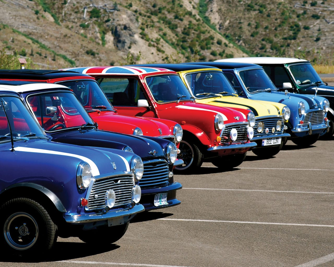 Great British Icons: The Classic Mini – A Brief History
