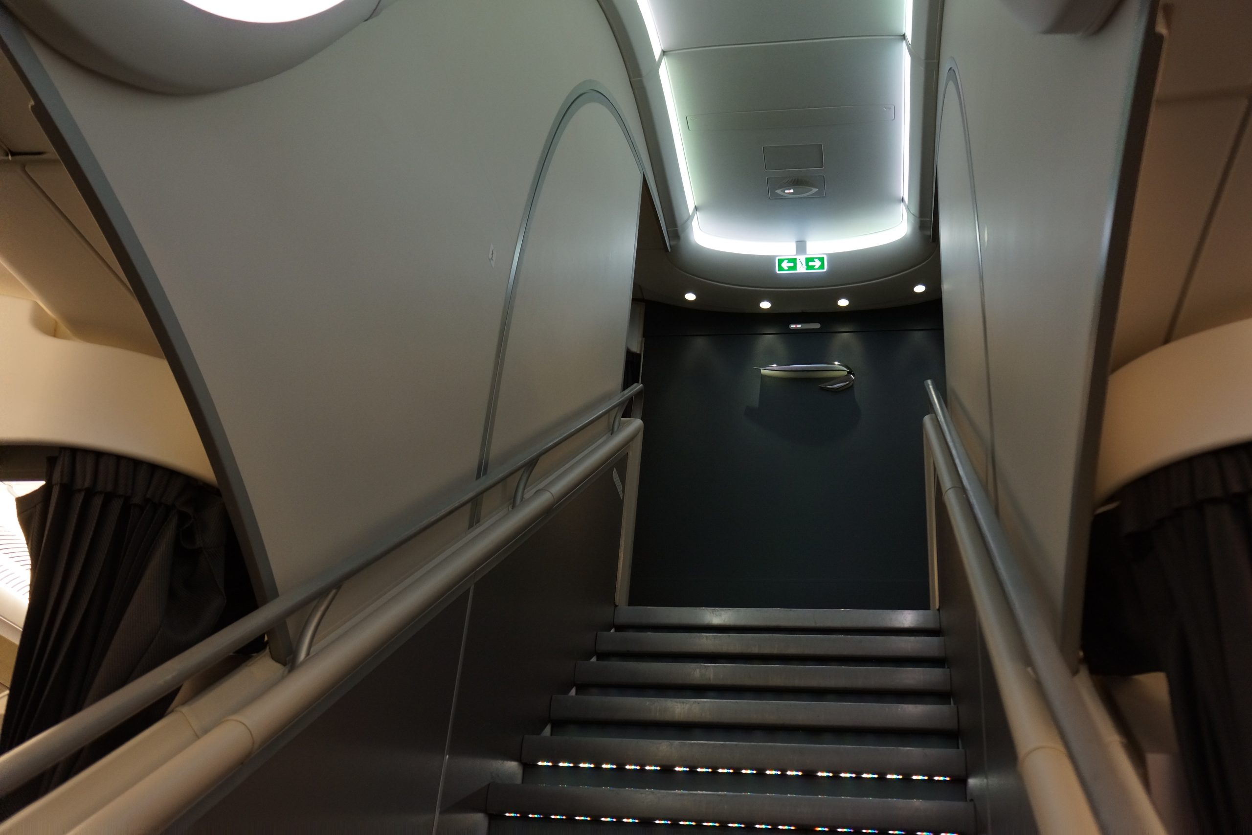 Anglotopia Goes To The Royal Wedding British Airways A380 Flight England Thoughts On Electrical Outlets Anglotopianet Staircase
