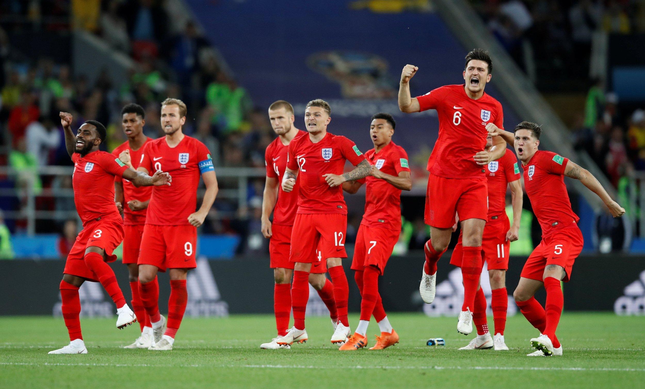 Image result for england national team 2018