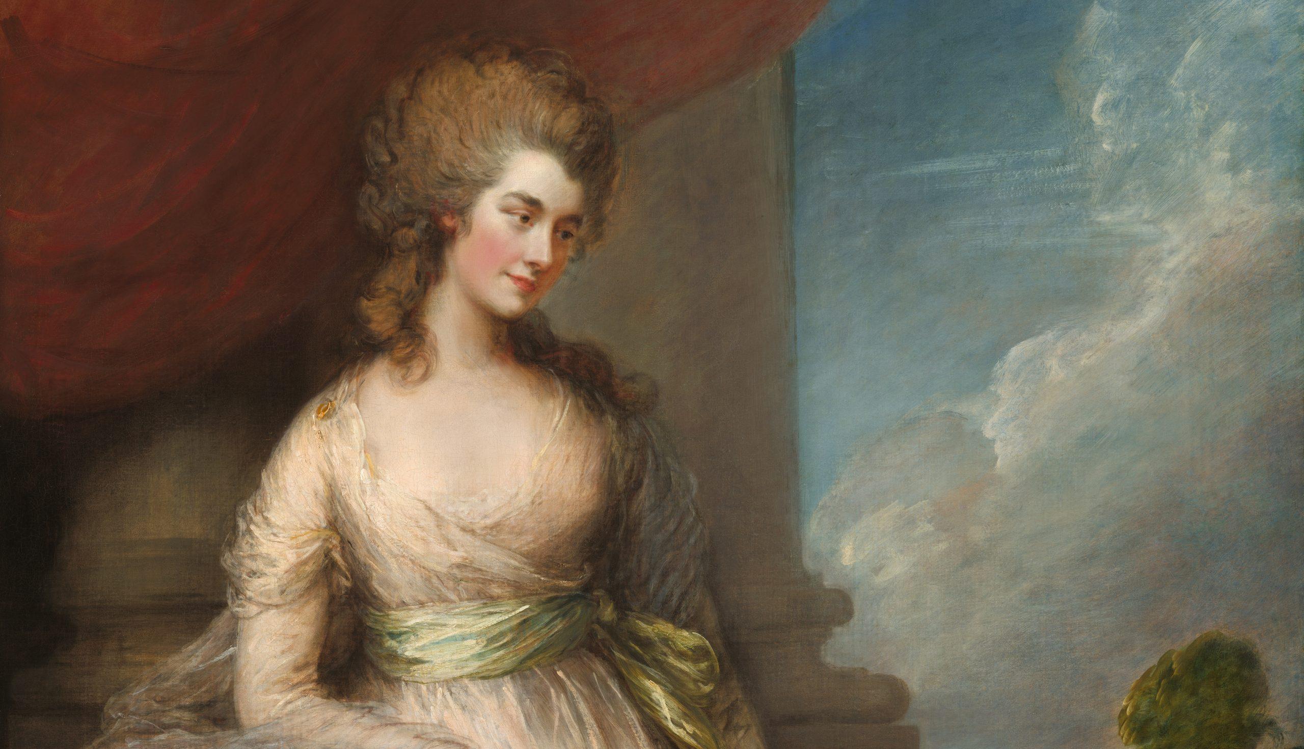 Great Britons: Georgiana Cavendish, Duchess of Devonshire
