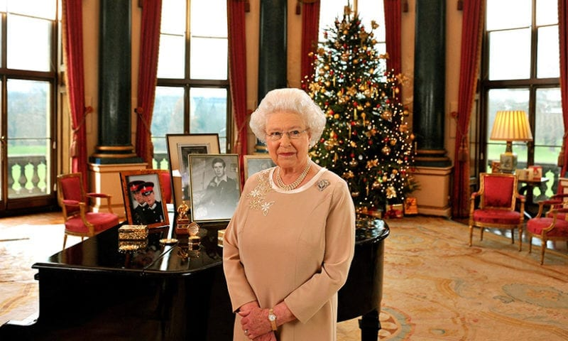 Royal Family Christmas.British Christmas A History Of How The Royal Family Has