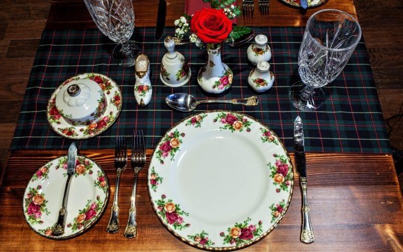 Dining at Balmoral Restaurant