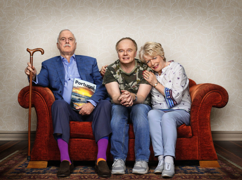 Telly Streaming: What's New on BritBox for September 2019 – Kelly MacDonald, John Cleese, Edinburgh Military Tattoo, Shetland, Ripping Yarns and More!