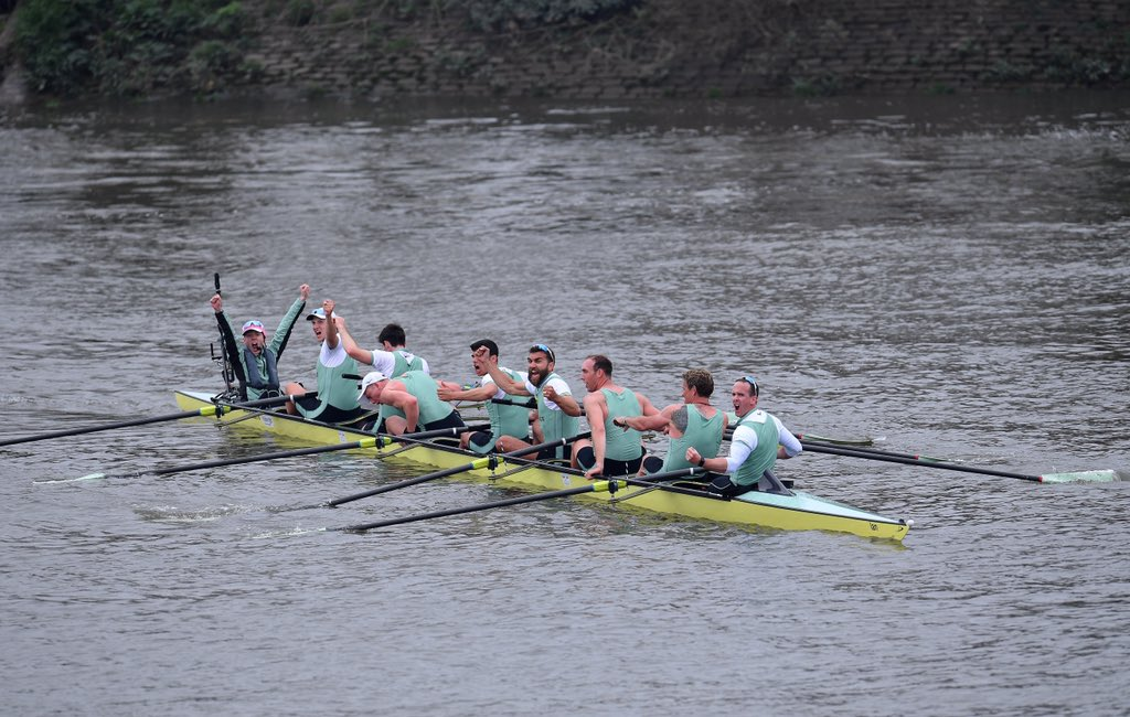 Oxford Cambridge Boat Race 2021
