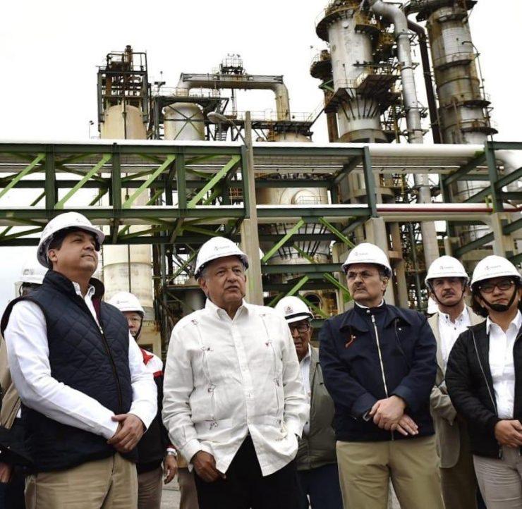 Gobierno de AMLO afirma que aumentará la producción del petróleo –  Administradores Navieros del Golfo
