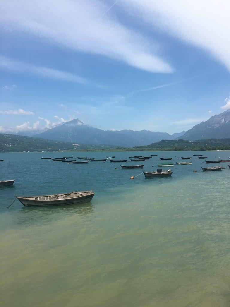 Lago di Santa Croce: Passeggiata con i Bambini
