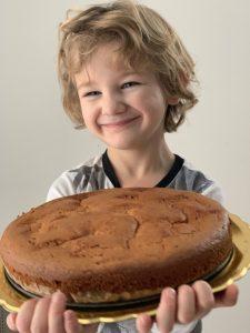 Torta Morbida Mascarpone e Marmellata