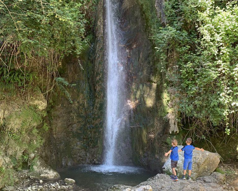 Read more about the article Parco delle Cascate di Molina