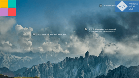 Contenuti in evidenza mostra schermo nero come sfondo in Windows 10 Windows Spotlight 1 - Contenuti in evidenza mostra schermo nero come sfondo in Windows 10 (Windows Spotlight)