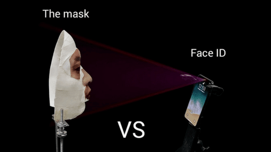 Untitled design 47 - Riconoscimento facciale di iPhone X hackerato con una maschera