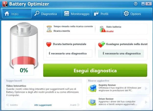 Battery Optimizer - Migliorare la durata della batteria con Battery Optimizer!