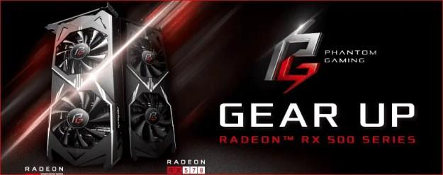 1 3 - Le nuove schede video AMD Radeon RX prodotte da ASRock