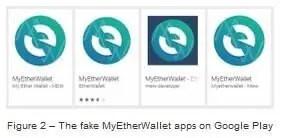 fake myether01 - Aumentano le truffe legate alle cripto valute su Android: scoperte dai ricercatori di ESET app fake di Poloniex e MyEtherWallet