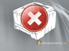 printerrordenied - Soluzione accesso negato quando si stampa su Windows Server 2008 R2