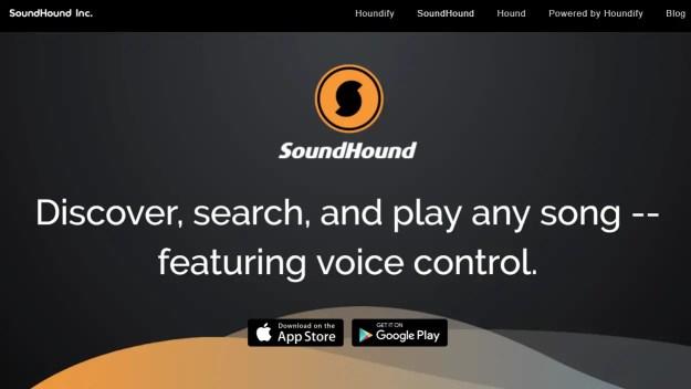 soundhound01 - Spotify: ecco le migliori alternative gratuite