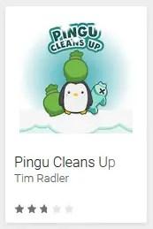 pingu01 - Pingu Cleans Up, il gioco sui pinguini che truffava gli utenti di Google Play