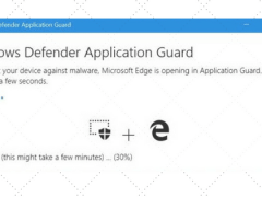 wdag 01 - Come attivare Windows Defender Application Guard in MS Edge