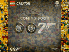 legobond - Lego e James Bond