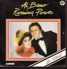 220px Ci sar%C3%A0 single Al Bano and Romina Power - Sanremo 1984-1985