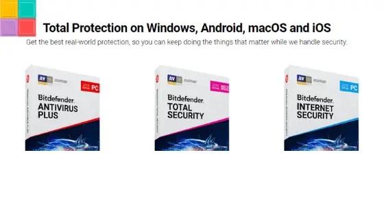 bitdefdisc - Antivirus Bitdefender scontati fino al 50%