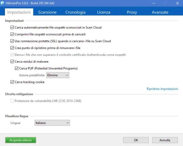 hitmanpro02 - HitmanPro: una sicurezza contro i malware
