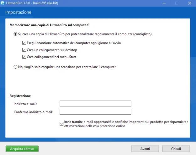 hitmanpro03 - HitmanPro: una sicurezza contro i malware