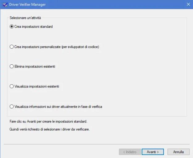 verifier01 - Come risolvere l'errore SYSTEM_SERVICE_EXCEPTION
